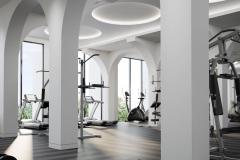Fitness Area 2