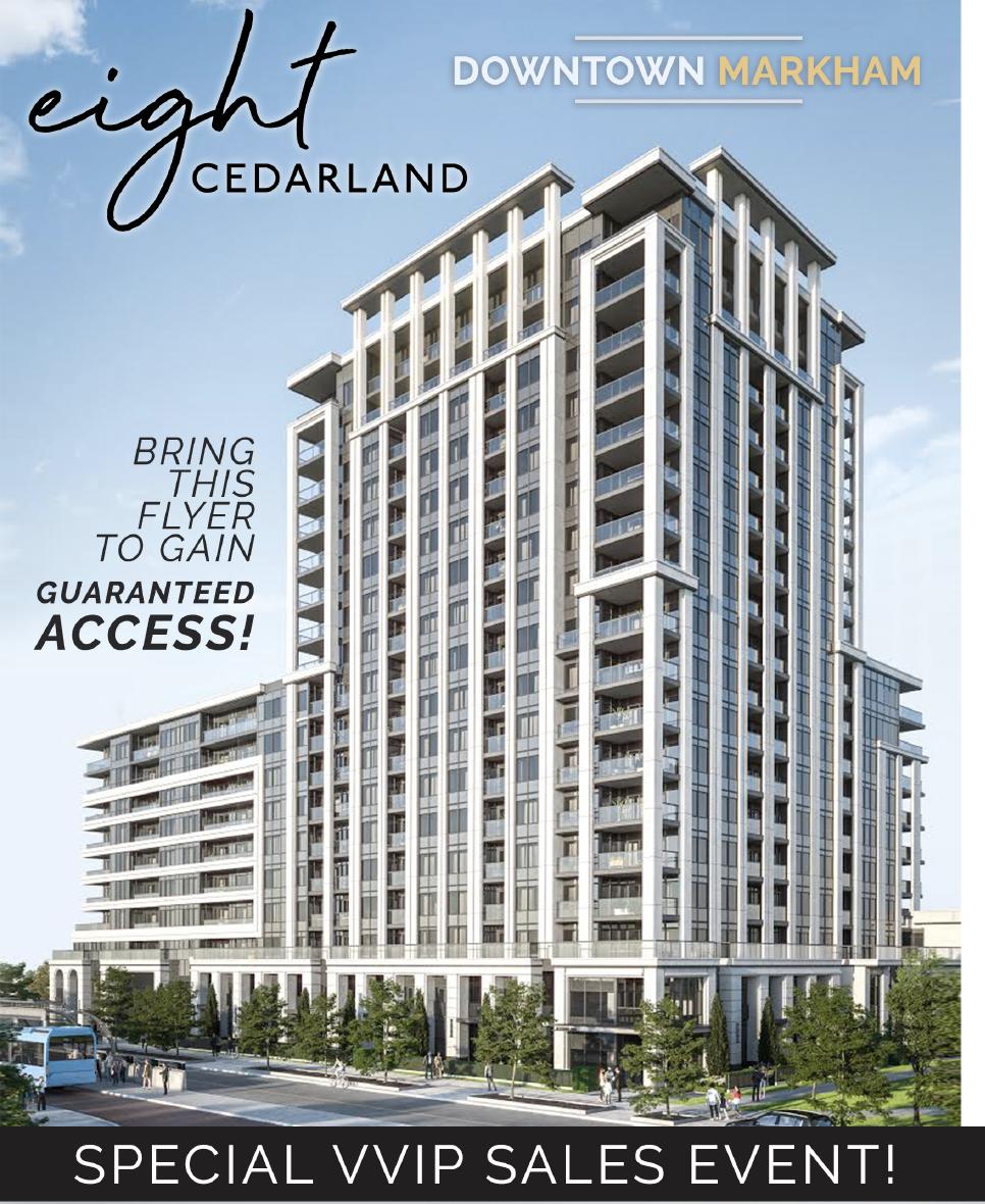 8 Cedarland Condos